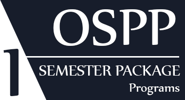 One Semester Package Programs (OSPP)